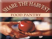 Share the Harverst Food Pantry